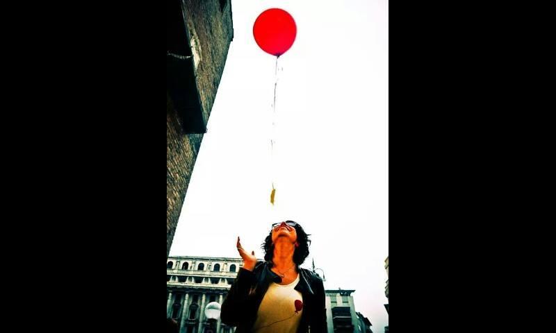 foto palloncino